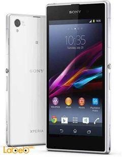 Sony xperia Z1 smartphone - 16GB - 5 inch - White - C6903