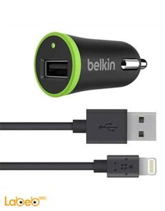 belken Universal Car Charger+chargsync cable - for iphone/ipad