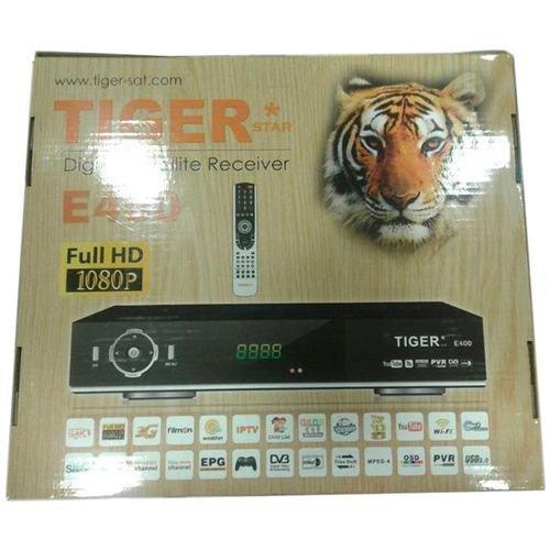 رسيفر تايجر E400 كامل الوضوح يشمل 3G واي فاي USB