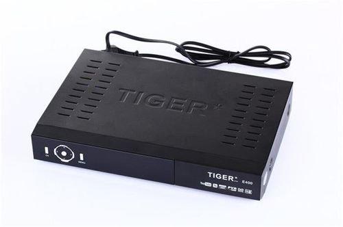رسيفر تايجر 3G واي فاي E400 HD