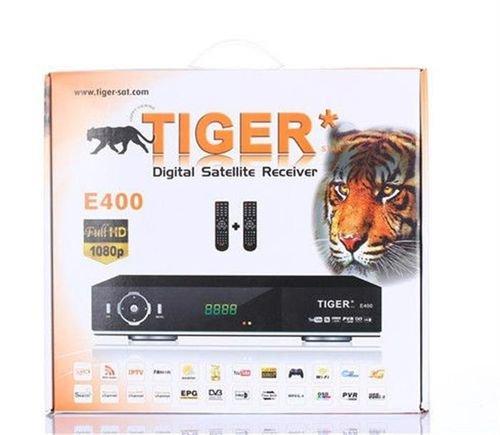 رسيفر تايجر E400 فل اتش دي USB واي فاي 3G