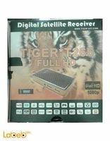 رسيفر تايجر T266 كامل الوضوح 1080 بكسل يشمل 3G  اسود