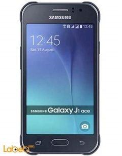 Samsung Galaxy J1 smartphone - 4GB - Black  - 4.3 inch - SM-J100H