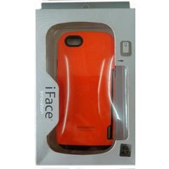 iFace mobile back cover - suitable for iphone 6S - orange color