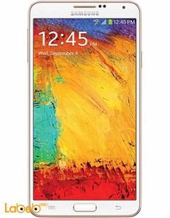 Samsung note 3 smartphone - 32GB - 5.7inch - Rose gold white