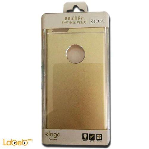 غطاء خلفي Elago لموبايل ايفون 6S بلس لون ذهبي