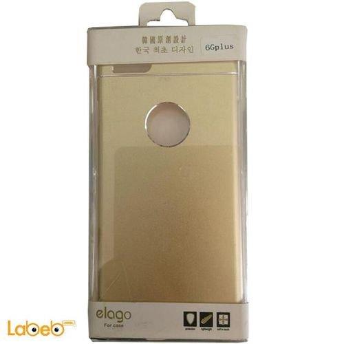 غطاء خلفي Elago لايفون 6S بلس ذهبي