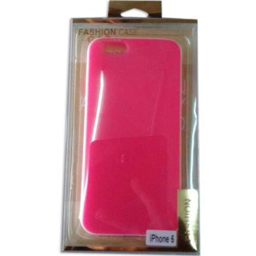 غطاء خلفي fashion لجهاز ايفون 6S لون وردي
