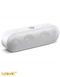 Beats Pill plus Bluetooth speaker -12.5Watt - white color
