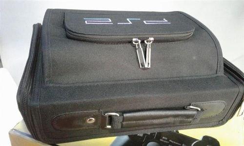 حقيبة بلاي ستيشن 2  اسود