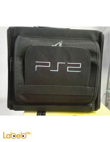 Playstaion 2 bag - Carries the console & the accessories - Black