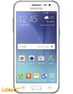Samsung Galaxy J2 smartphone - 8GB - White color - SM J200HDS