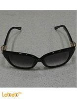 نظارات شمسية ديور تقليد 1 اطار اسود عدسة سوداء
