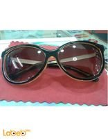 Copy Prada sunglasses Black frame Brown lenses D1277/S