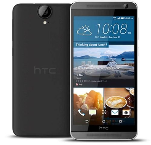 موبايل HTC ون E9 بلس 32 جيجابايت لون اسود