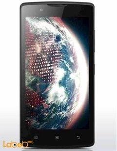 موبايل لينوفو A2010 - ذاكرة 8 جيجابايت  - أسود - Lenovo A2010