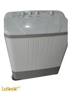 Betak 9200 Twin tub Top Loader Washer - 6Kg - White color