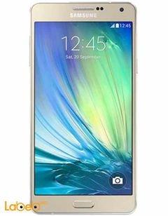 Samsung Galaxy A7 smartphone - 16GB - 5.5 inch - Gold - SM-A700F