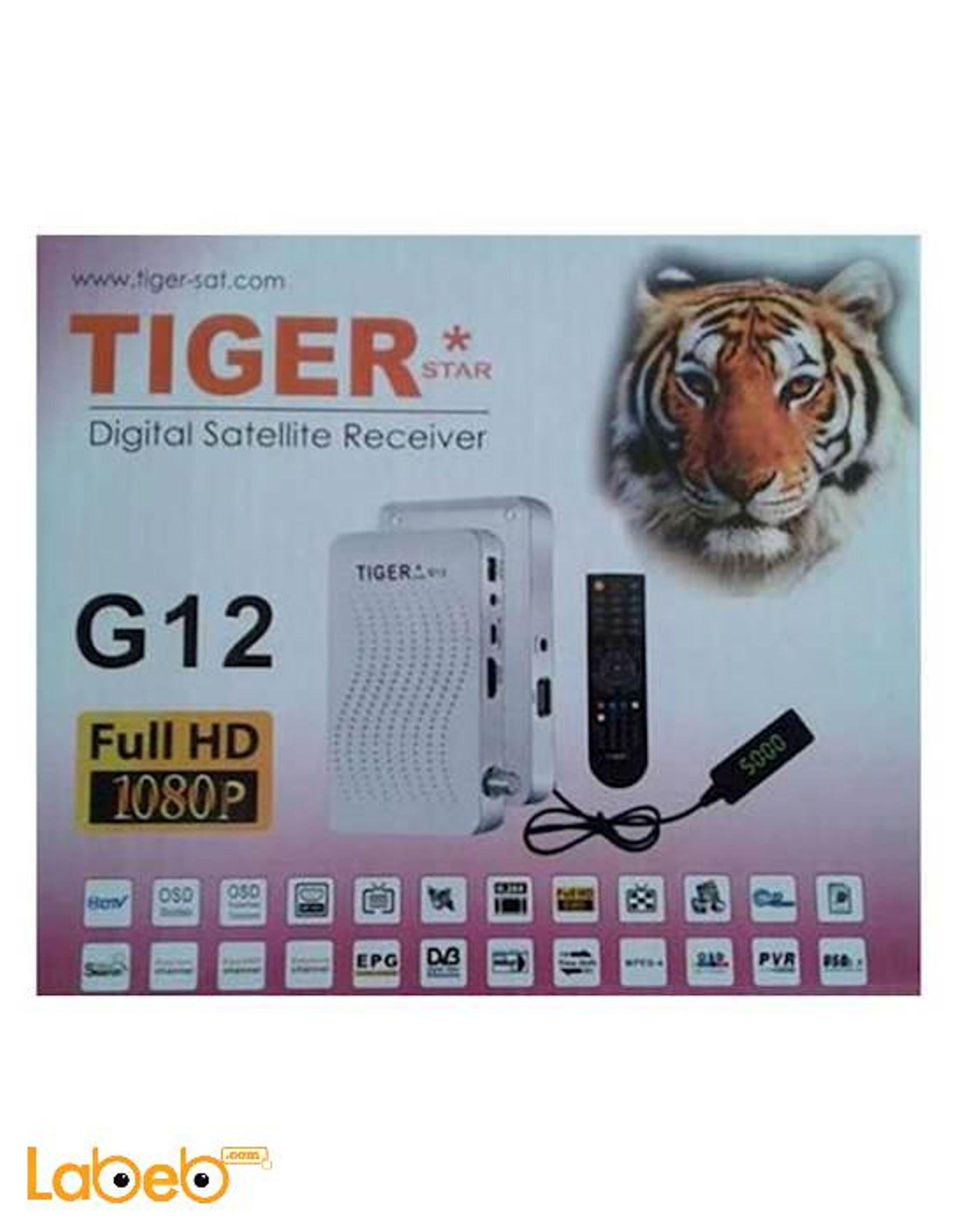 Tiger Z280 Plus Iptv