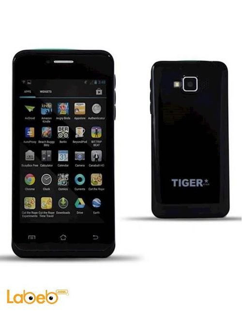 Tiger S42 black 4GB