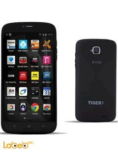 Tiger S55 smartphone - 8GB - 5.5inch - Black color