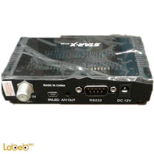 رسيفر ليد ستار اكس A5 متعدد اللغات 5000 قناة