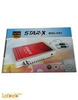 رسيفر SR1 ستار اكس ميني 6000 قناة 1080 بكسل Star-x Mini SR1