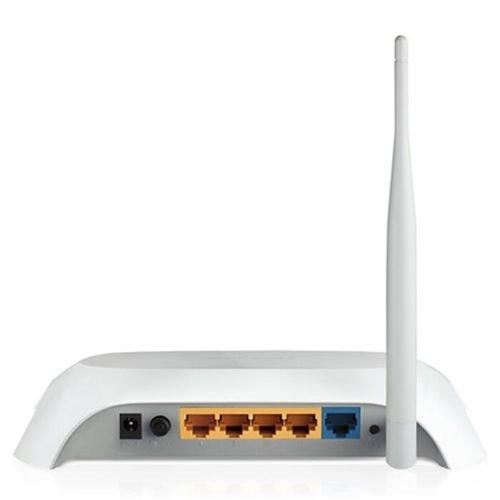 BACK TP LINK Wireless N router 150 mbps 2.4GHz TL-MR3220