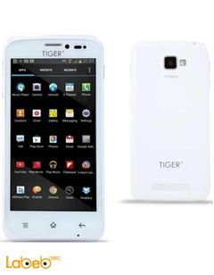 Tiger S45 smartphone - 4GB - 4.5inch - white color