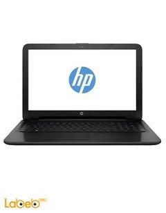 لابتوب HP - كور اي 5 - 15.6 إنش - 4GB رام - اسود - 15- ac138ne