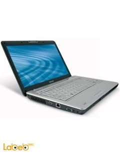 Toshiba laptop satellite - i3 - 15.6inch - 2GB RAM - L500-21T