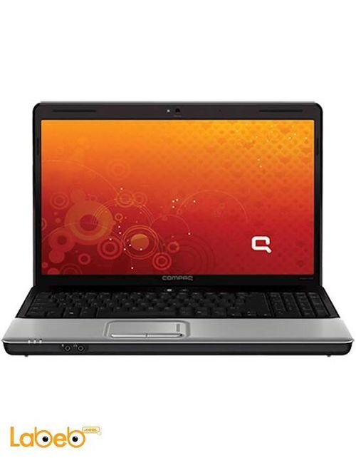 HP Compaq presario laptop intel core 2 duo 15.6 inch CQ61