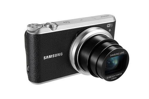 جانب كاميرا سامسونج ديجيتال 16.3MP زوم 21x