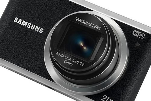 عدسة كاميرا سامسونج ديجيتال 16.3 ميجابكسل WB350F