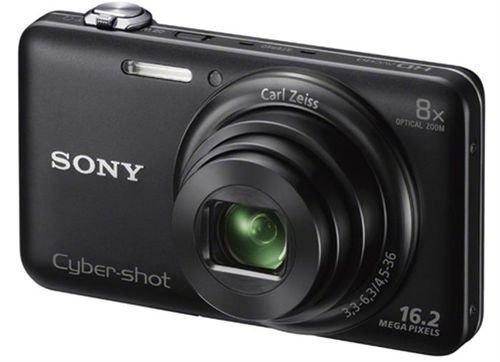 جانب كاميرا سوني ديجيتال WX60