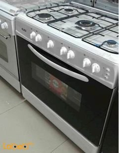 Klass 5 burner Gas Cooker with Oven - 60x90cm - white - TG-6950