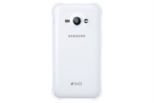 Samsung galaxy J1 ace smartphone back 4GB white color