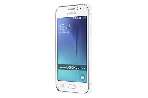 Samsung galaxy J1 ace smartphone  white color