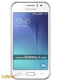 موبايل سامسونج جلاكسي J1 ايس أبيض 4GB