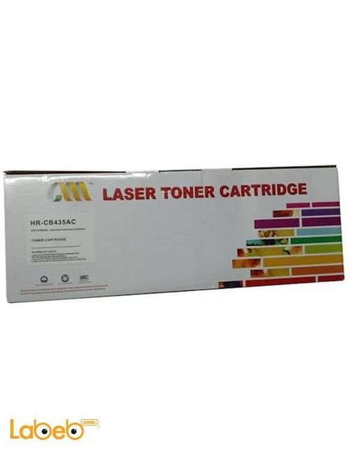 laser toner cartridge black color HR-CB435AC