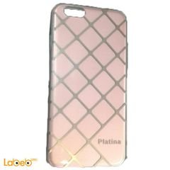 Platina Back Cover - for Apple iPhone 6 - 4.7inch - pink color