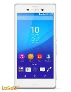Sony xperia M4 Aqua dual smartphone - 8GB - 5inch - white - E2333