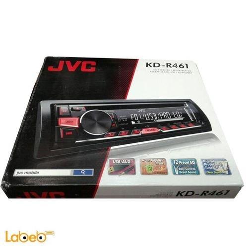 مسجل للسيارة JVC مشغل أقراص CD ديسك USB