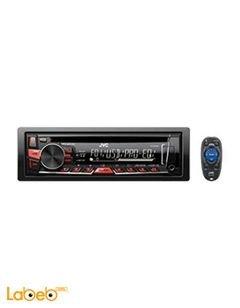 مسجل للسيارة JVC - مشغل أقراص CD ديسك - يو اس بي - KD-R461