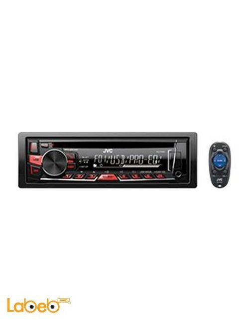 مسجل للسيارة JVC مشغل أقراص CD ديسك KD-R461
