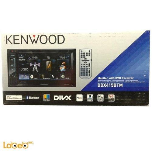 مسجل كينوود للسيارة 6.2 انش USB AUX بلوتوث