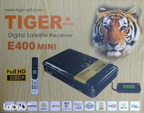 رسيفر تايجر E400 ميني اتش دي 3G USB واي فاي E400 mini HD