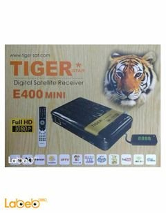 Tiger receiver E400 Mini HD - 3G - USB - WIFI - E 400 mini HD