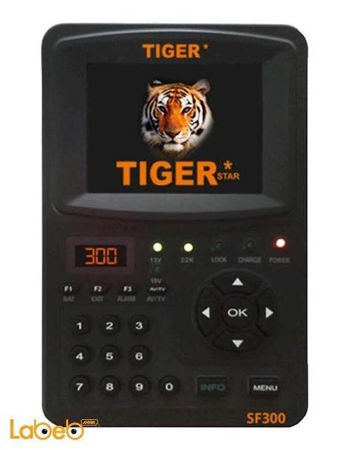 جهاز ربط تايجر SF300 لعيار الرسيفر وكاميرات المراقبة