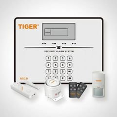 Tiger Alarm System and CCTV - Remote control - AS10